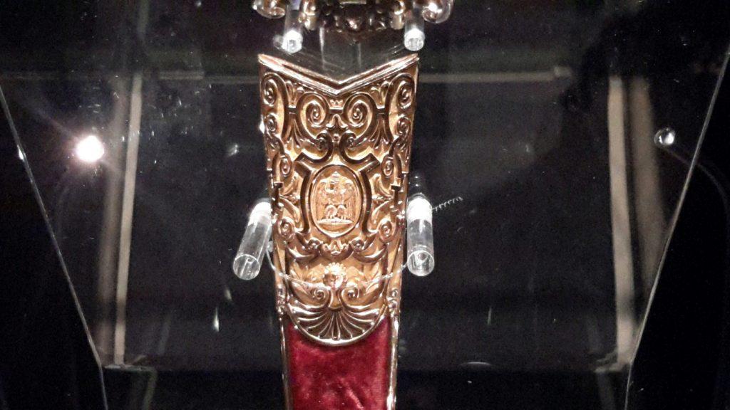de Valette dagger, Malta