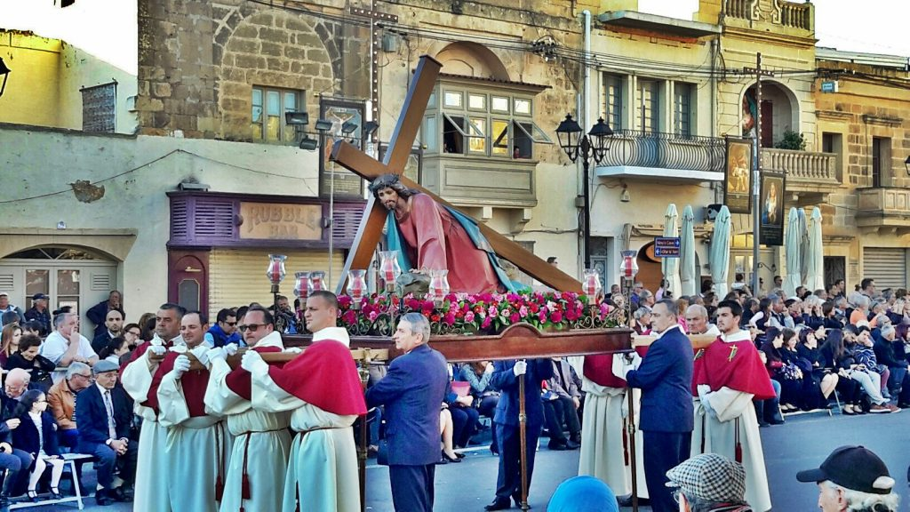 Easter in Gozo