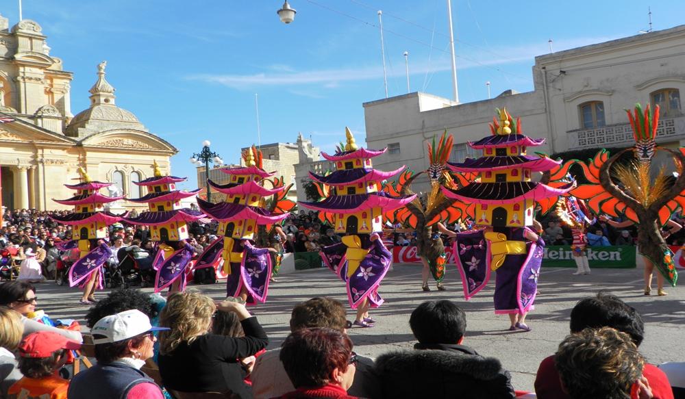 Gozo Carnival Nadur