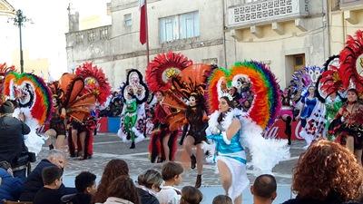 Carnival in Malta Gozo