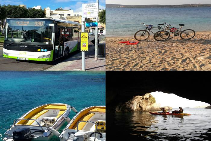 Unique Gozo holidays self-catering rentals