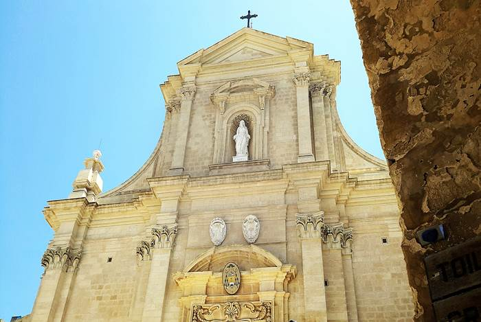 Gozo Citadel Cathedral