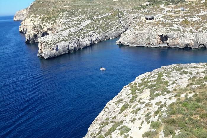 Gozo Cliffs Malta