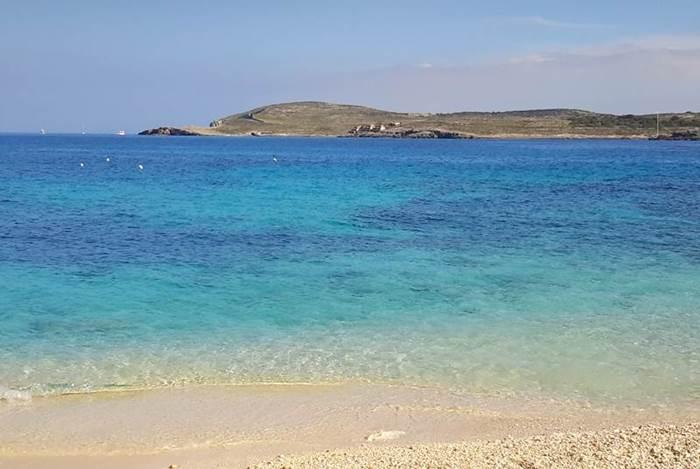 Hondoq bay, Gozo