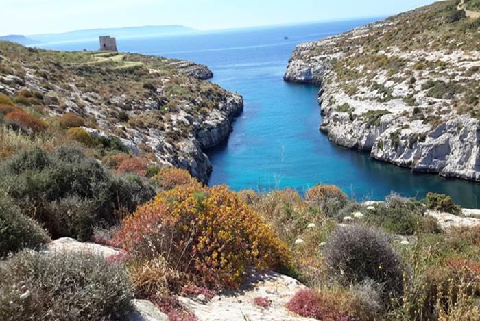 Independent walking holidays on Gozo