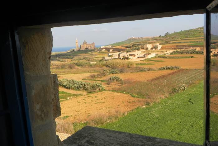 Ta' Pinu Sanctuary, Gozo Malta