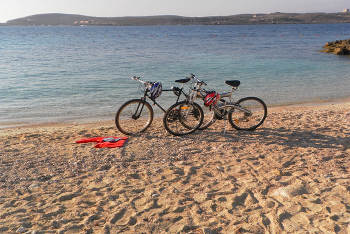 Gozo by bike