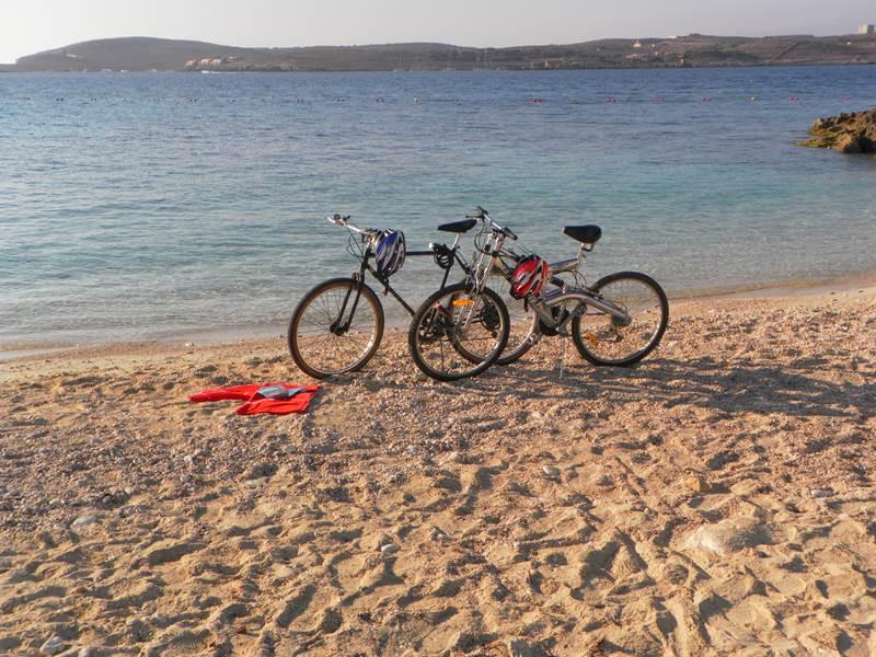 Gozo by bike