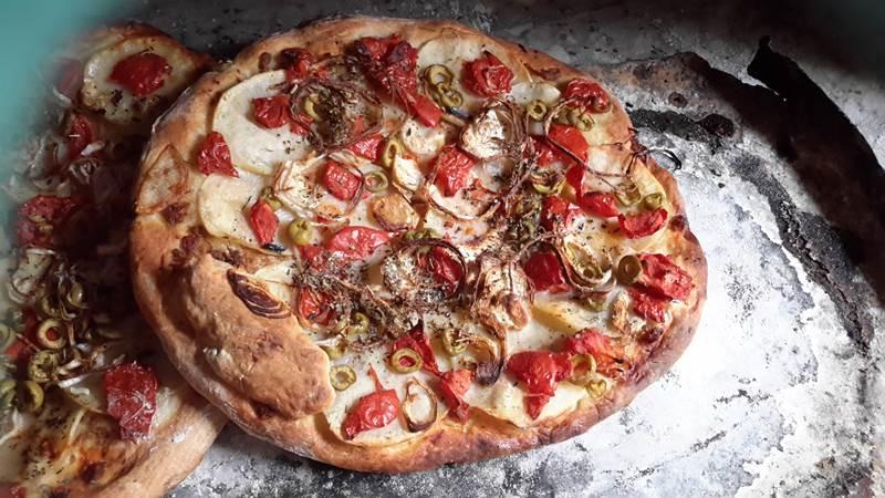 Gozo pizza Maxokk