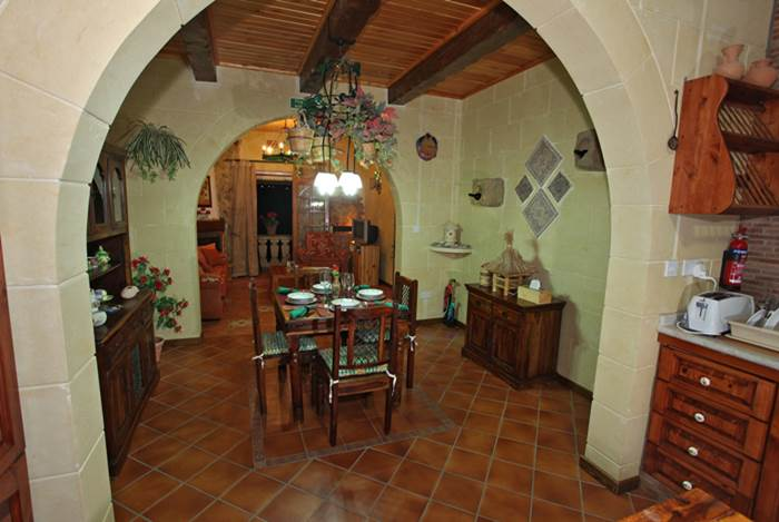 Self catering Gozo accommodation