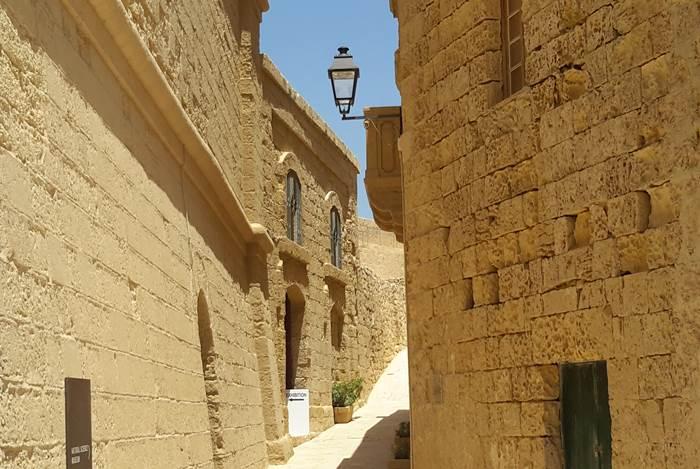 Gozo Citadel by bike