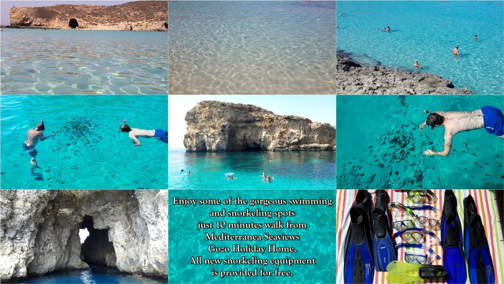 Gozo adventure holidays
