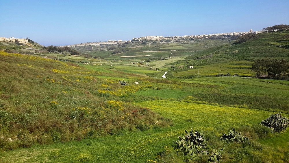 Gozo walking holidays
