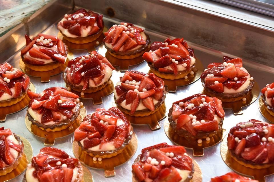 Strawberries festival in Malta