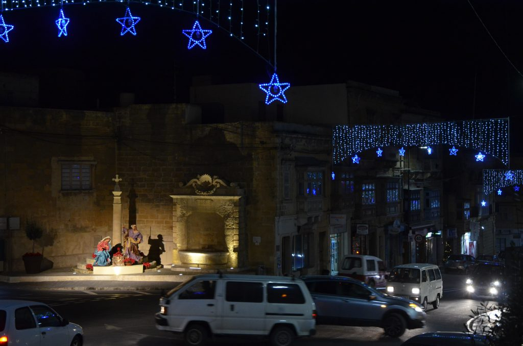 Christmas in Gozo