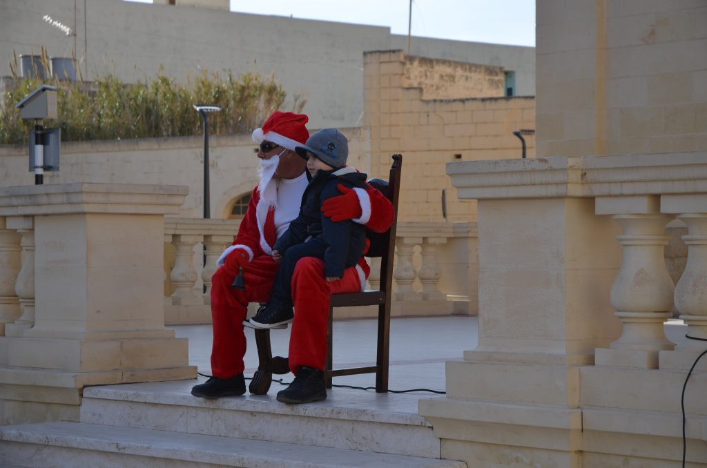 Christmas time in Gozo