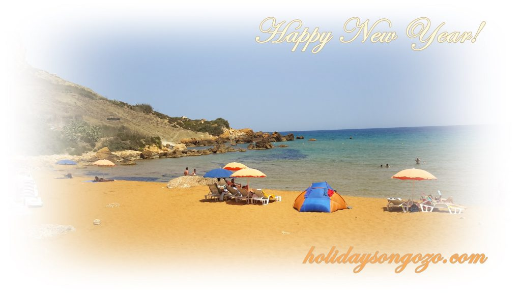 Happy New Year from holidaysongozo.com