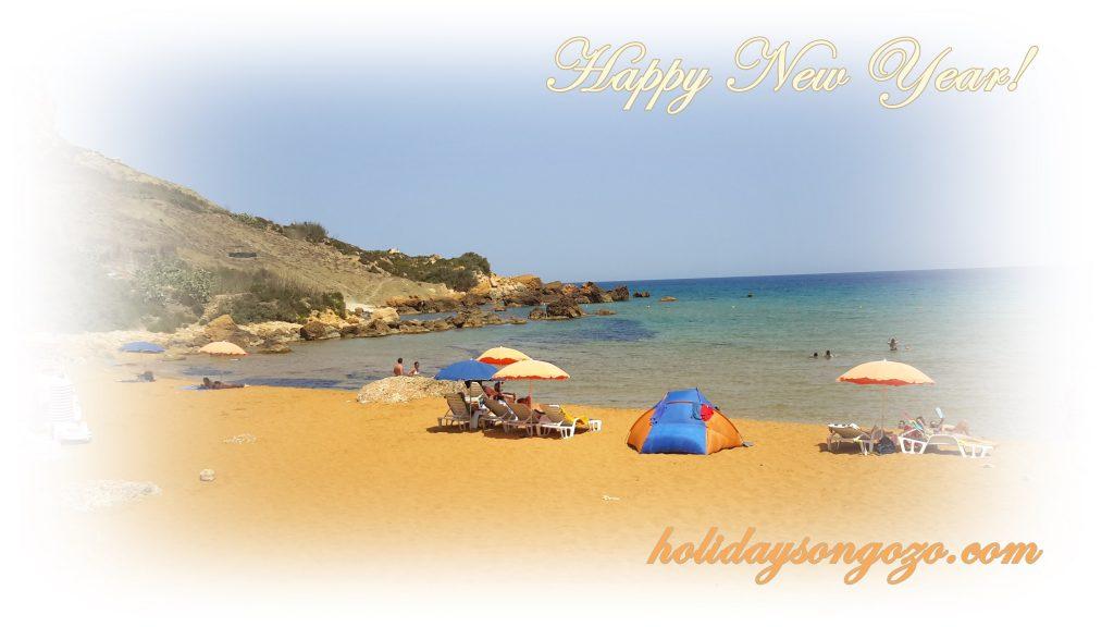Happy New Year from holidaysongozo.com
