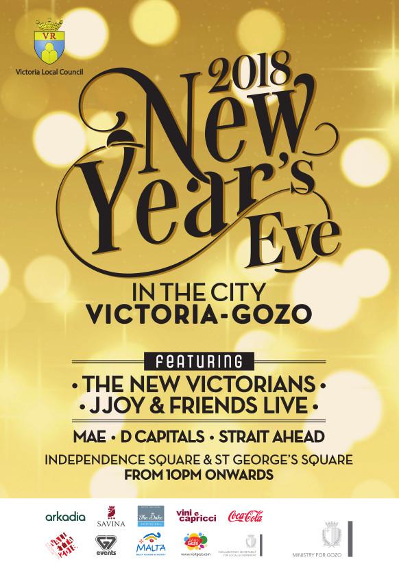 New Years Eve Gozo