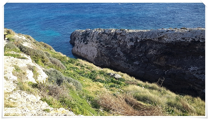 coastal walks in gozo