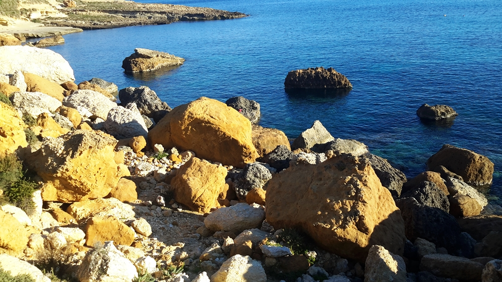 Coastal walks Malta Gozo
