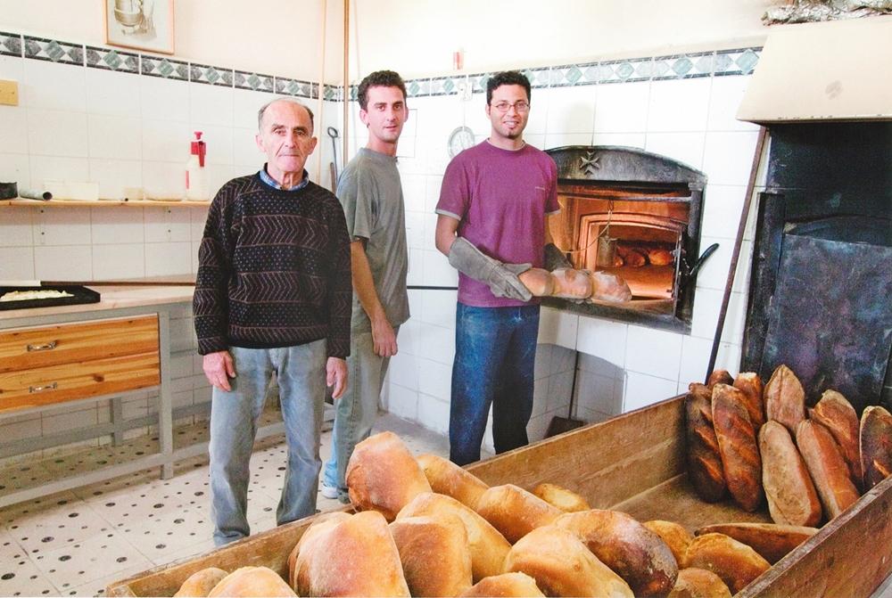 Gozo bakery Ghajnsielem