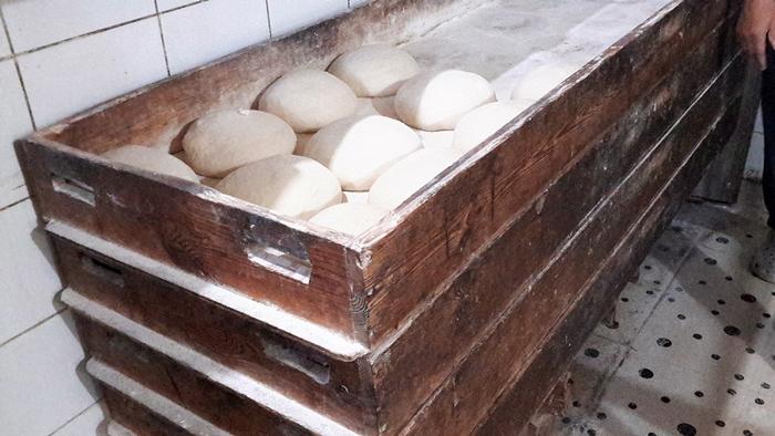 Gozo bread doughs