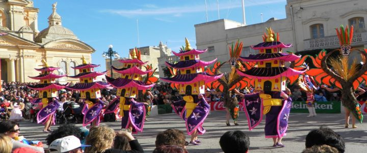 Gozo Carnival 2018