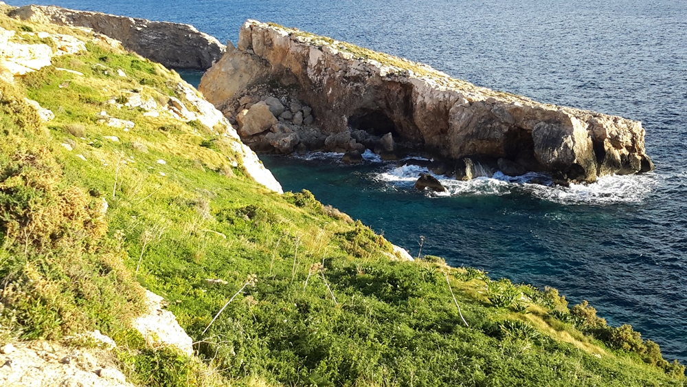 Gozo walks Mgarr