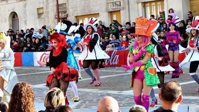 Carnival in Gozo 2018
