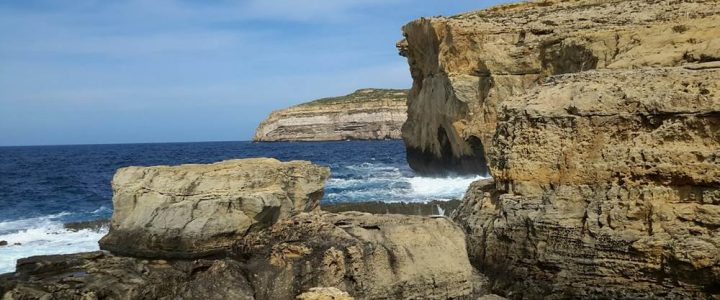 Azure Window Collapse Gozo