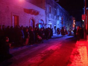 Christmas pageant San Lawrenz Gozo