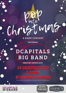 Pop into Christmas spectacular concert