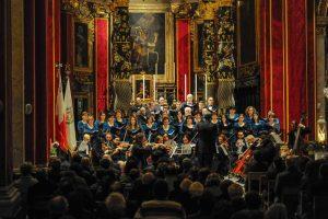 Christmas Concert St George basilica Gozo